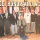 Warriors Live On founder Eva Belanger had the great honor of being inducted into the Benjamin F. Dillingham,III and Bridget Wilson LGBT Veterans Wall of Honor on November 8 at the San Diego LGBT Community Center